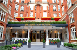 Hotel Review: St Ermin's, London