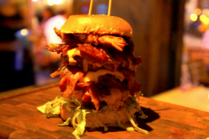Finding Authentic American BBQ in London: Red Dog Saloon!