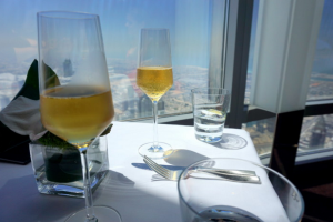 Exclusive Photos: Burj Khalifa Afternoon Tea in Atmosphere Dubai