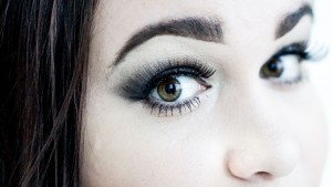 My Favourite Smoky-Eye Evening Look