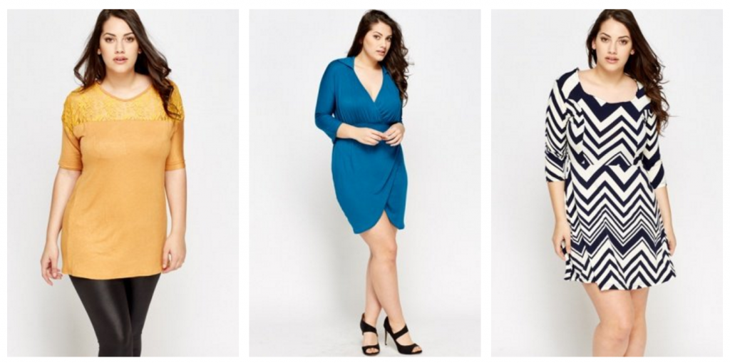 cheap plus size clothing tips