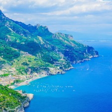 Driving the Amalfi Coast (The Most Beautiful Road in the World?)