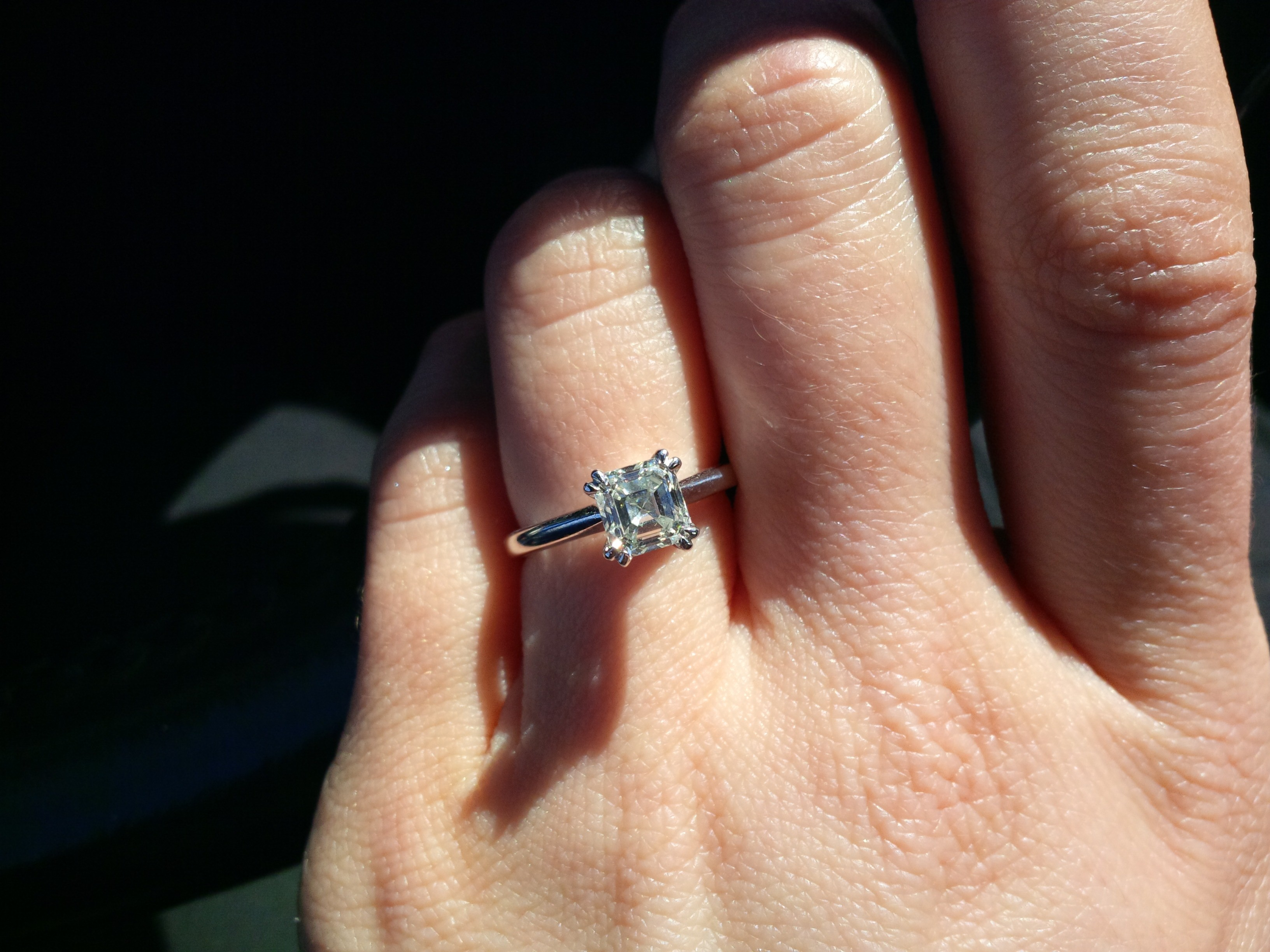 How to Find the Perfect Diamond Shape for Your Engagement Ring