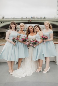 How to pick the perfect Bridesmaids dresses