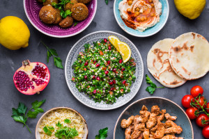 Top Menu Choices Across The Middle East. What Would You Try?